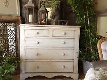 """SOLD P P/U... """"Fee Fi Fo Fum!!""""  Antique Drawers/ Cabinet Butler Wanneroo Area Preview"""