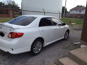 2009 Toyota Corolla S *Need Gone new car is here*