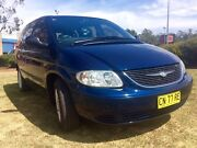 2004 Chrysler Voyager SE 7 Seater Wagon Auto 3 month Rego BARGAIN Woodbine Campbelltown Area Preview