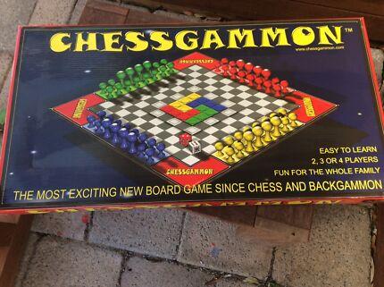 New Chessgammon