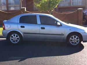 2003 Holden Astra Hatchback Narre Warren Casey Area Preview