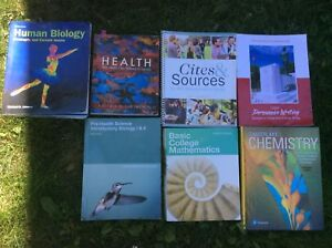 Pre Health Certificates and Diplomas Textbooks
