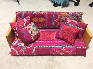 American girl couch
