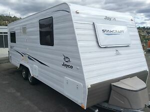 2012 Jayco Caravan. Full height Launceston Launceston Area Preview