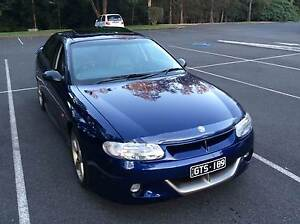 1998 HSV VT SERIES 1 GTS 5.7 Lt V8 6 SPEED MANUAL LEATHER S/ROOF Aspley Brisbane North East Preview