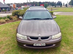 1998 Holden Berlina VT Luxury Commodore LPG Wagon many extras Woodbine Campbelltown Area Preview