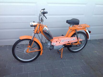 Vintage Kreidler Moped
