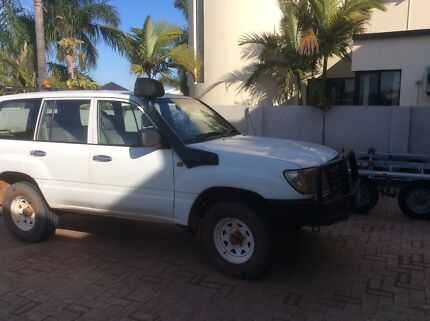 2006 Toyota LandCruiser Wagon - must sell Pelican Point Bunbury Area Preview