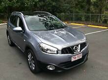 2011 Nissan Dualis Ti + 2 with 7 Leather Seats, Panoramic Sunroof Aspley Brisbane North East Preview
