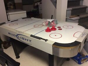 Bud Light Air Hockey Table