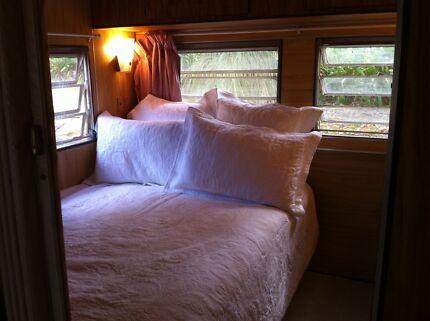 On-site van in treed caravan park in Rosebud West Rosebud West Mornington Peninsula Preview