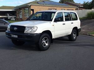 2006 Toyota Landcruiser 4x4 Boambee East Coffs Harbour City Preview
