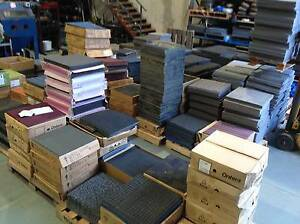 Used carpet tiles large quantity from $1.50 $4 each  Seven Hills Seven Hills Blacktown Area Preview