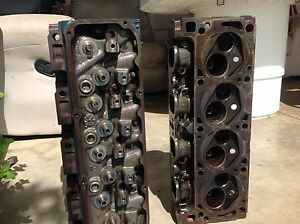 Ford Cleveland 4V Closed Chamber Heads Kalbar Ipswich South Preview