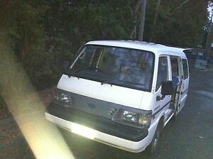 Ford Econovan Campervan RWC+rego Dual batteries Brisbane City Brisbane North West Preview