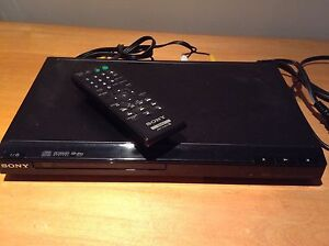 Lecteur DVD Sony DVD player