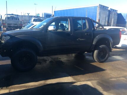 Wrecking Nissan Navara D40 2010 Rocklea Brisbane South West Preview
