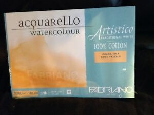 Fabriano Watercolour Paper
