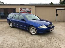 2002 Ford Falcon Wagon Eight Mile Plains Brisbane South West Preview