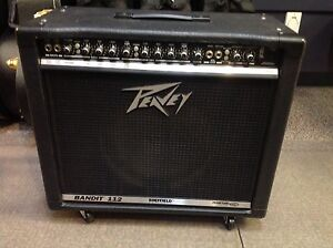 Used Peavey Bandit 112 Guitar Amp - Made In USA - $265