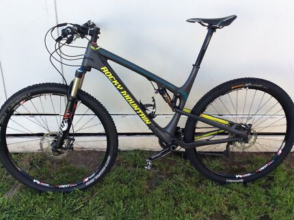 Mountain Bike Rocky Mountain Element 999RSL 29er 2015