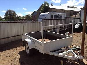 6x4 Box Trailer with NSW rego Young Young Area Preview