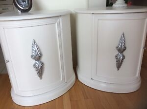 Nightstands refurbished.(reserved). See my others ads.
