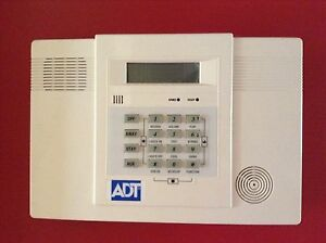 AT&T Alarm System Control Panel