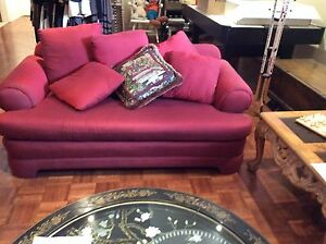 Gently used beautiful sofa and loveseat
