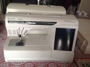 Husqvarna Viking Designer S E sewing & embroidery sewing machine Gungahlin Gungahlin Area Preview