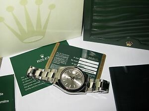 Authentic Rolex date just II ,gent's automatic chronometer. Innaloo Stirling Area Preview
