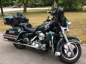 1997 Harley Davidson Ultra Classic- A Must See!!