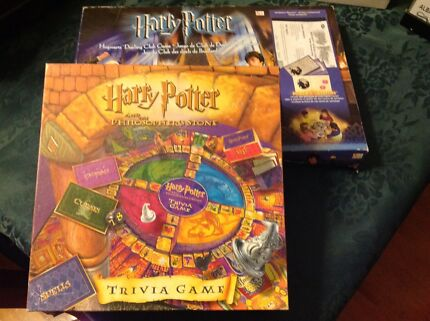 Harry Potter Games X 2