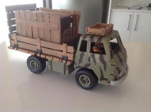Schleich wildlife safari rescue truck Maitland Maitland Area Preview