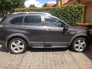 2013 Holden Captiva 7 LX CG Series ll Auto MY13 Glenwood Blacktown Area Preview