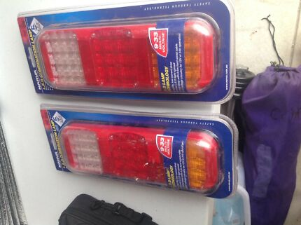 LED trailer tail lights 100 for the pair