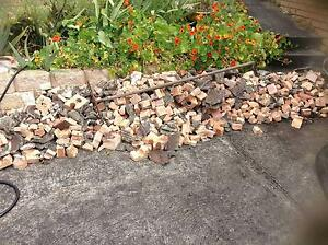 Clean brick and tile rubble Blackmans Bay Kingborough Area Preview