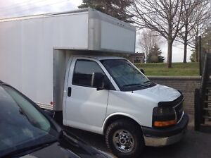 Cube GMC 2012 12 pied open deck