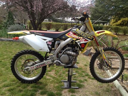 Suzuki RMZ 250 2009 ,with full set mx gear Armidale 2350 Armidale City Preview