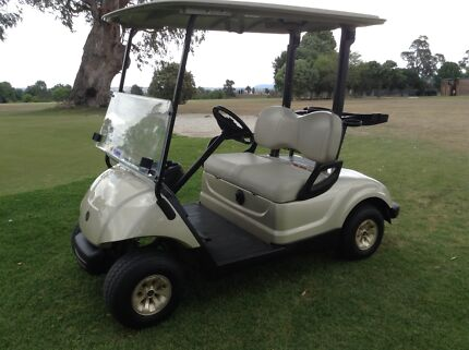 2011 YAMAHA GOLF CART CAN FREIGHT MOST PLACES