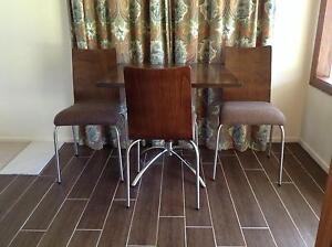 SMALL DINING TABLE AND 3 CHAIRS Stanthorpe Southern Downs Preview