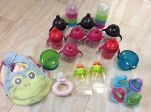 Avent Sippy Cups, Snack Containers & Squeezums