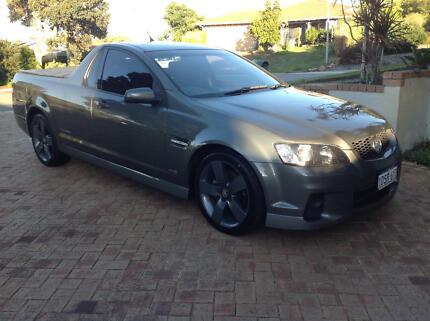 Holden Ute sv6 2011 thunder