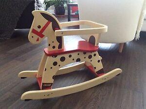JANOD rocking horse- high quality wood