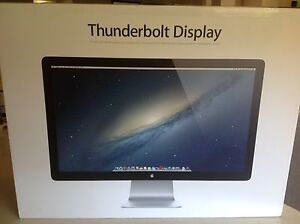 "Apple Thunderbolt 27"" Display (Late 2013 Model) Highett Bayside Area Preview"