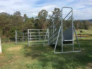PORTABLE CATTLE YARDS Caboolture Caboolture Area Preview