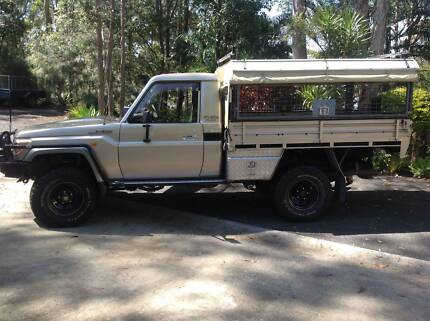Landcruiser 2007 79 Series GXL Maroochy River Maroochydore Area Preview