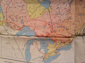 Map of Canada's Mineral Areas London Ontario image 3