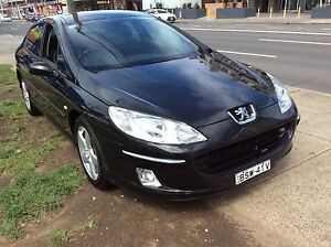 2005 Peugeot 407 Sedan Homebush Strathfield Area Preview