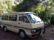 1983 Toyota Lite Ace Van/Minivan Somersby Gosford Area Preview